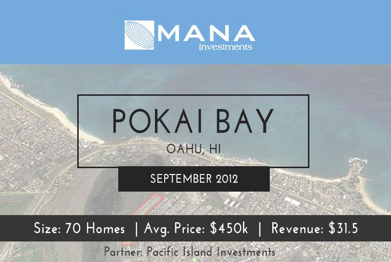 Ke Ola O Pokai Bay, Oahu, HI