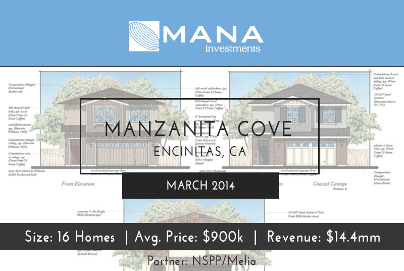 Manzanita Cove