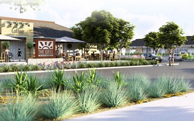 Livermore's long-vacant Sunset Office Plaza emerges from makeover