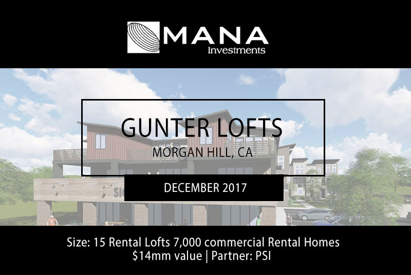 Gunter Lofts